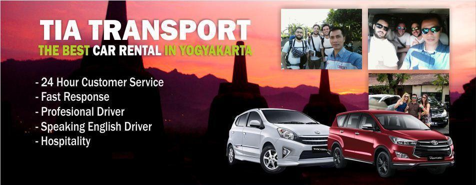 Car Rental Yogyakarta - Tia Transport