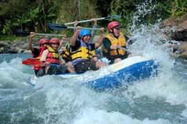 wisata rafting progo